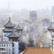 北京今有轻雾能见度