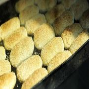 鸭油酥烧饼