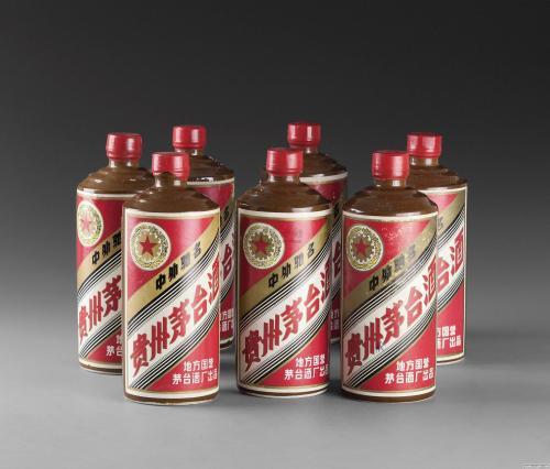 5000元回收茅台酒瓶