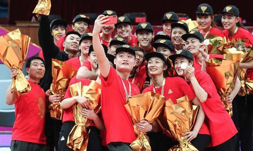 北京女排夺冠 关键人物给力_新浪竞技风暴_新浪网