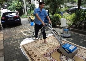 沙井地毯破损裂缝修