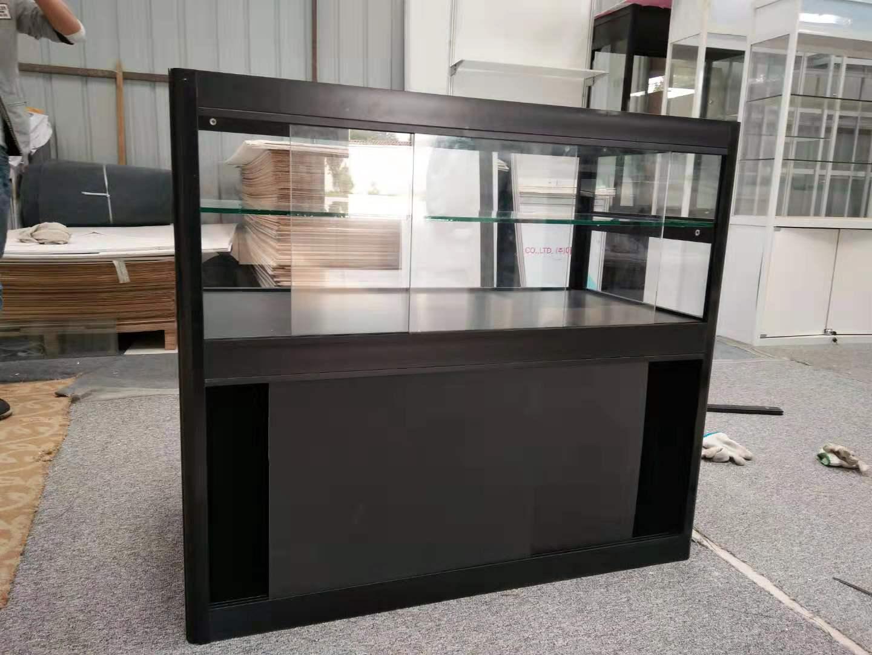 玻璃展示柜铝