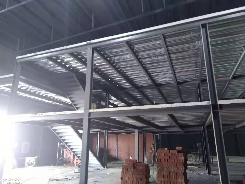 大兴区室内钢结构二