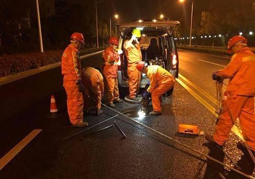 管道检测维修