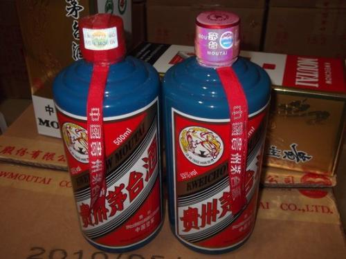 桂林军区茅台酒价格