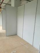 白色PVC展板制作出