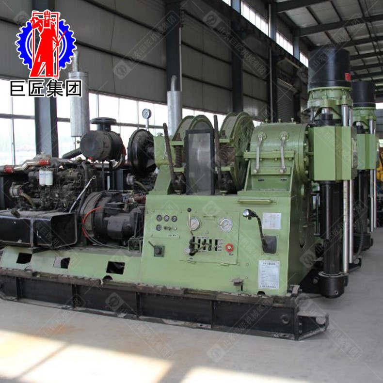 XY-8液压岩芯钻机