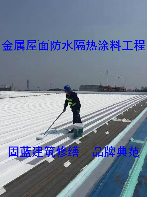 彩钢瓦铁皮房屋顶渗