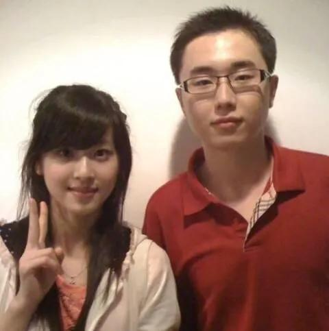 章泽天的前男友,2年