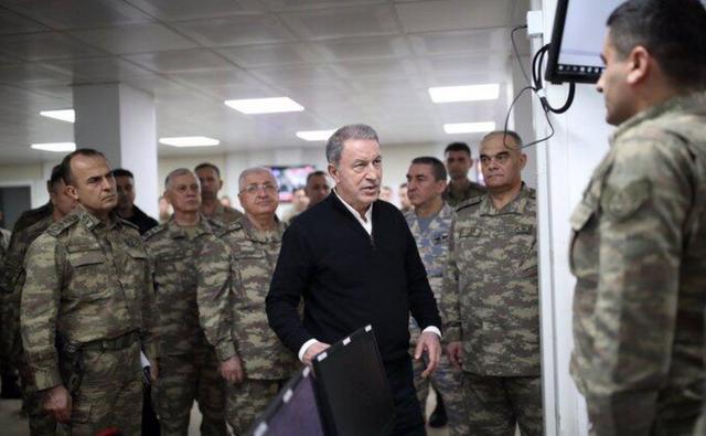 土耳其公开向叙利亚
