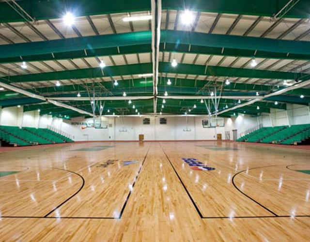 篮球场专用地板_舞台