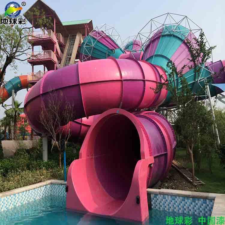 大型游乐场设施刷新