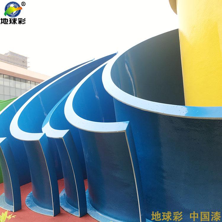 桥梁钢结构氟碳面漆