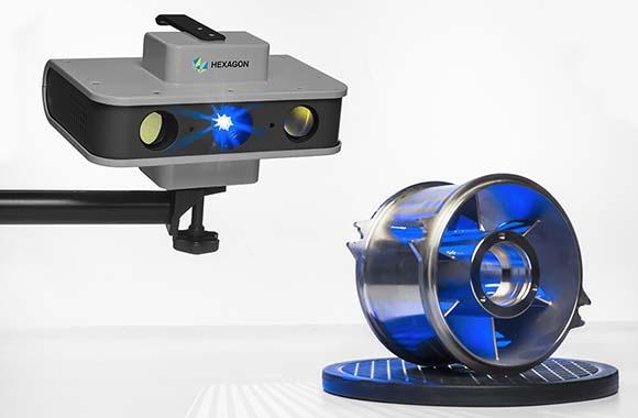 高精度3D扫描仪Prim