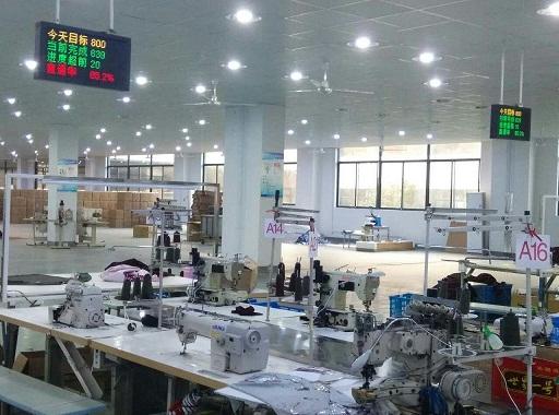 深圳生产线管理系统