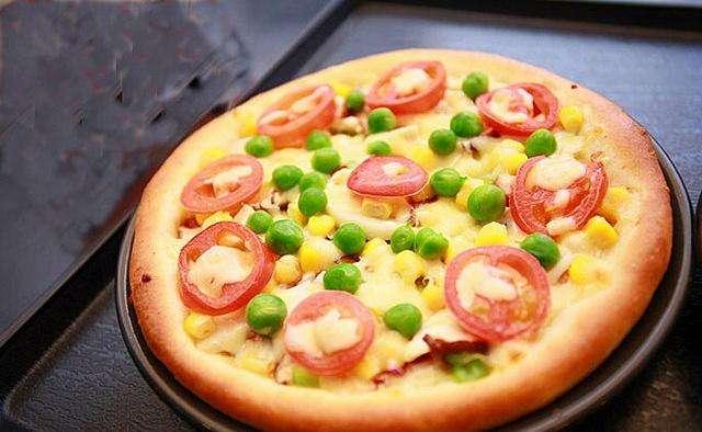 披萨连锁加盟十大品牌掌上披萨很有名气